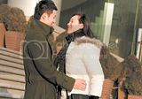 cai yun and wang ( real life sweet hearts)